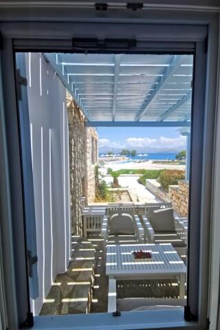 facilities ambelas mare balcony