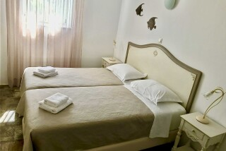 ambelas mare apartment 4 double bed